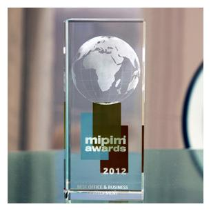 Gold from MIPIM Awards Has Come to Czechia for the First Time in History